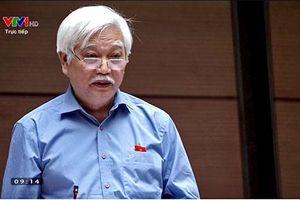 ĐB Dương Trung Quốc: Có đại biểu né tránh khi chỉ đích danh Trung Quốc gây bất ổn ở Biển Đông