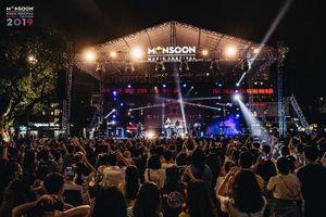 Hàng loạt ca sĩ, nhóm nhạc Việt Nam và quốc tế tham dự Lễ hội âm nhạc Gió mùa 2019