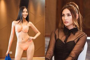 Võ Hoàng Yến chê thẳng mặt phong cách catwalk của Hoàng Thùy trước thềm Miss Universe 2019