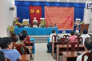Viện Kiểm sát tỉnh Tây Ninh công khai xin lỗi người bị oan sai
