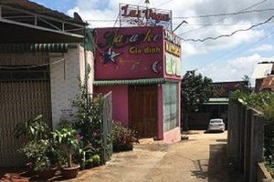 Khởi tố nhóm nam, nữ tổ chức 'tiệc' ma túy trong quán karaoke