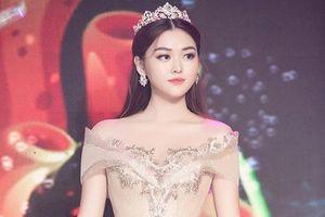 Vẻ gợi cảm của Tường San được dự đoán là á hậu Miss International