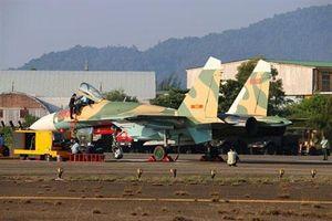 Việt Nam hoàn thành đại tu tiêm kích Su-27SK 6002