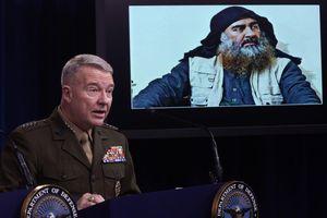 Lầu Năm Góc công bố video tiêu diệt thủ lĩnh al-Baghdadi, cảnh báo đòn thù từ IS