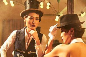 Quán quân Vietnam's Next Top Model 2012 Mai Giang bất ngờ tái xuất