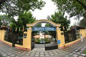 Nguyên nhân 2 học sinh trường THPT Marie Curie bị chém