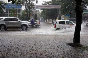 Ảnh hưởng bão số 5, hôm nay nhiều tỉnh sẽ mưa to