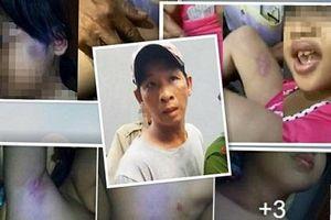 Báo động tình trạng bạo hành trẻ em bởi người thân trong gia đình
