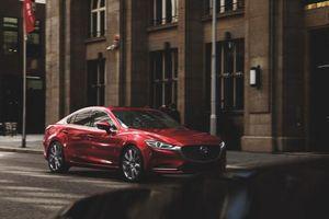 Mazda6 2020 tại Mỹ chốt giá bán từ 555 triệu đồng