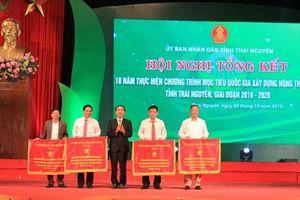 Xây dựng nông thôn mới ở Thái Nguyên: Sẽ không chỉ dừng lại ở con số