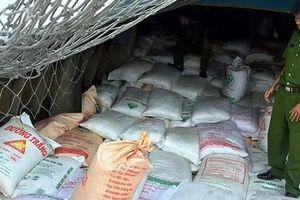 Đường nhập lậu gây tổn thất nghiêm trọng cho ngành mía đường Việt Nam