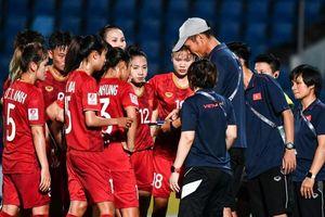 U19 nữ Việt Nam tự tin giành vé vào bán kết U19 nữ châu Á 2019