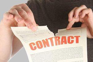 Đi vay hộ, sử dụng tài sản thế chấp của người khác, nhà băng 'lĩnh đủ' vì tòa tuyên hợp đồng tín dụng vô hiệu