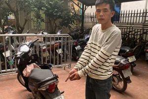 Cái kết đắng cho kẻ chuyên đi 'nhảy' xe máy