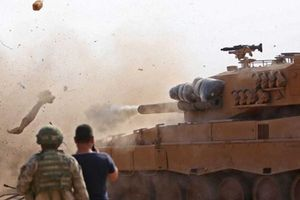 Phiến quân bàn giao 18 binh sĩ Syria bị bắt cho Nga