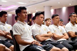 HLV Nishino quyết lấy trọn 6 điểm trước tuyển VN và Malaysia