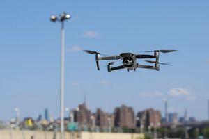 Mỹ ngừng sử dụng drone Trung Quốc do lo ngại an ninh