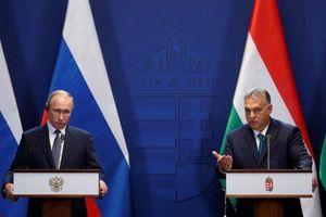 Vì sao Hungary muốn củng cố mối quan hệ chặt chẽ với Nga?