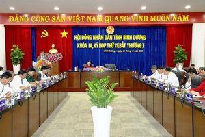 Bãi nhiệm đại biểu HĐND tỉnh nguyên Bí thư Thị ủy Bến Cát