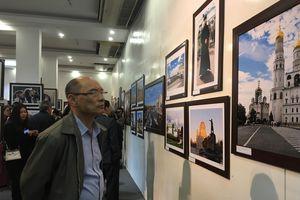 Trưng bày gần 150 bức ảnh 'Nơi ấy nước Nga'