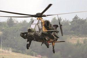 Thổ Nhĩ Kỳ phát triển trực thăng tấn công mới