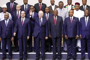 Nga 'xây dựng đế chế' ở Châu Phi