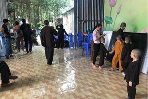Tịnh thất Bồng Lai 'nuôi chăm' bao nhiêu người, đều là tu sĩ?
