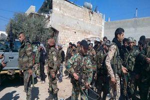 Phiến quân thân TNK thả toàn bộ binh sĩ Syria bị bắt giữ