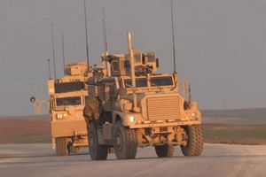 Quân đội Mỹ bắt đầu tuần tra các mỏ dầu tại đông bắc Syria