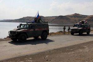 Nga triển khai hàng trăm binh sĩ và 20 xe bọc thép tại bắc Syria