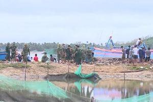 Bình Định, Phú Yên khẩn trương khắc phục hậu quả cơn bão số 5