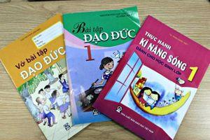 Trong tháng 11 sẽ công bố bộ sách giáo khoa lớp 1 mới