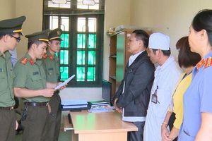 Thông tin mới vụ 3 Trưởng khoa của Bệnh viện Tâm thần Thanh Hóa bị bắt
