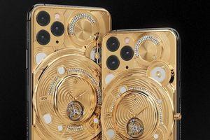 Caviar giới thiệu iPhone 11 Pro dát nửa kg vàng nguyên chất