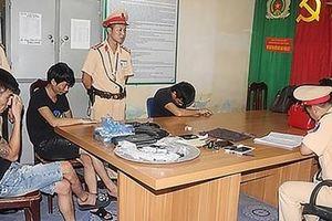 CSGT Hòa Bình và những 'pha' trực diện với tội phạm trên tuyến