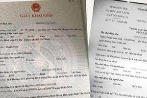 Bạc Liêu: UBND xã cấp giấy khai sinh cho 2 bé quốc tịch Hàn Quốc