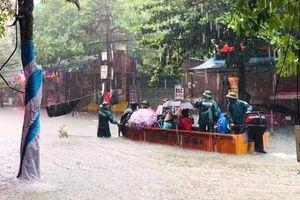 Nghệ An khẩn trương triển khai phương án ứng phó mưa lớn
