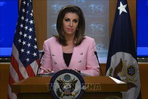 Mỹ áp đặt trừng phạt bổ sung chống Iran