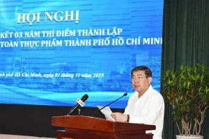 TP Hồ Chí Minh: Đề xuất thành lập Sở An toàn thực phẩm