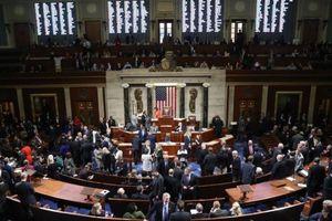 Hạ viện Mỹ thông qua nghị quyết chính thức luận tội Tổng thống Trump