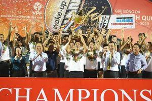 Vì đâu Hà Nội FC thành công, trở thành niềm tự hào của Thủ đô?