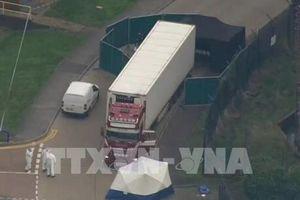Vụ 39 thi thể trong xe tải ở Anh: Truy tố một tài xế người Bắc Ireland