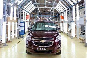 Doanh số thấp, Chevrolet sẽ ngừng bán xe tại Indonesia