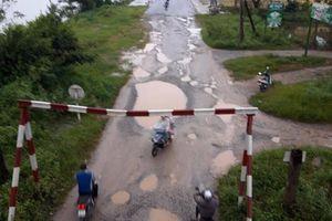 Cận cảnh công trình đường 'xôi đỗ' sau hơn 2 năm thi công ở Quảng Trị