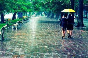 Dự báo thời tiết 2/11: Bắc Bộ rét 17 độ C, mưa rào
