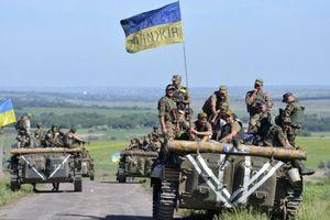 Nga hoan nghênh kế hoạch rút quân mới của Ukraine