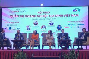 100 doanh nghiệp gia đình lớn nhất đóng góp 25% GDP Việt Nam