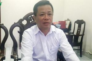 Bãi nhiệm tư cách đại biểu HĐND với nguyên Bí thư Thị ủy Bến Cát