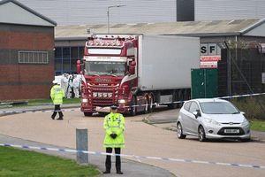 39 thi thể trong container: Tài xế chở container từ Pháp tới Bỉ bị truy tố 41 tội danh