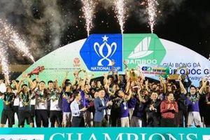 Hà Nội FC: Nhà giầu lần đầu có Cúp QG